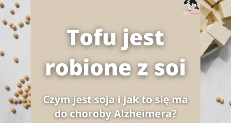 Soja a choroba Alzheimera