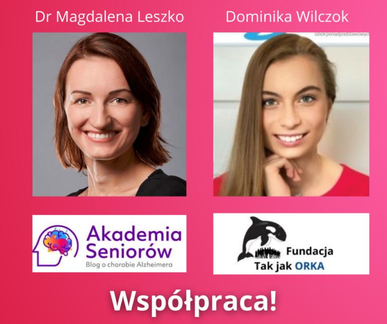 Współpraca z Doktor Magdaleną Leszko!