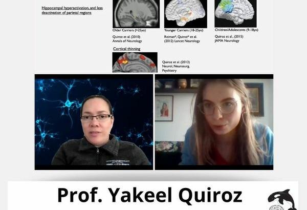 Rozmowa z Prof. Yakeel Quiroz z Harvard Medical School